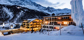 Paradies Pure Mountain Resort