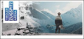 Skiurlaub auf der ZUGSPITZE