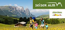Familienurlaub in den Dolomiten