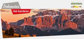 Burning Dolomites in Gröden