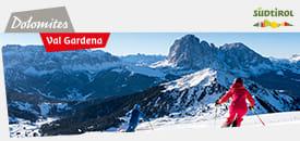 Dolomiten: Perfekte Skitage