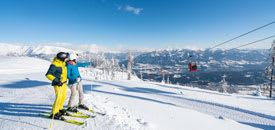 Kurz mal weg in den Skiurlaub