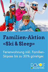 Ski & Sleep Familien Aktion